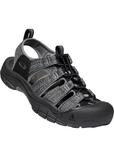 Keen Newport H2 Erkek Sandalet - 1022252 Siyah